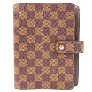 Louis Vuitton Bags - Damier Ebene 6 Ring  Book Holder Card Wallet
